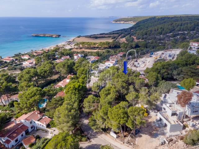 Menorca: Peace, quiet and respect to the natural environment. Saint TomasMenorca