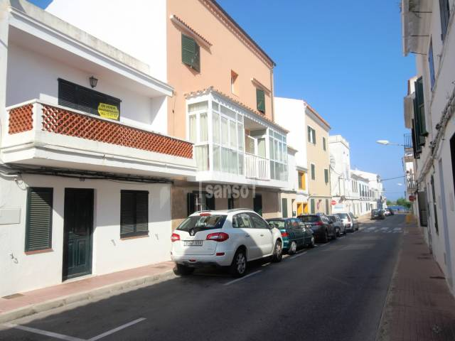 Town house in centre of Es Castell