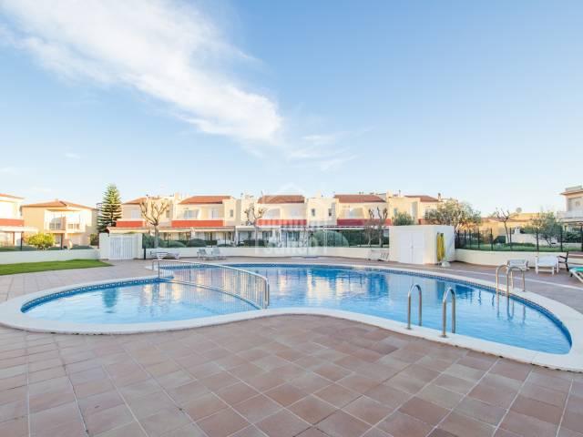 Casa adosada en Jardins de Malbuger, Mahon, Menorca