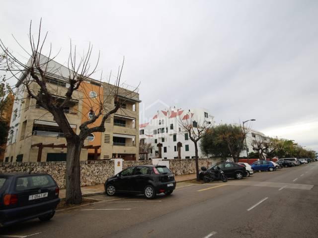 Parking en Paseo San Nicolas, Ciutadella, Menorca