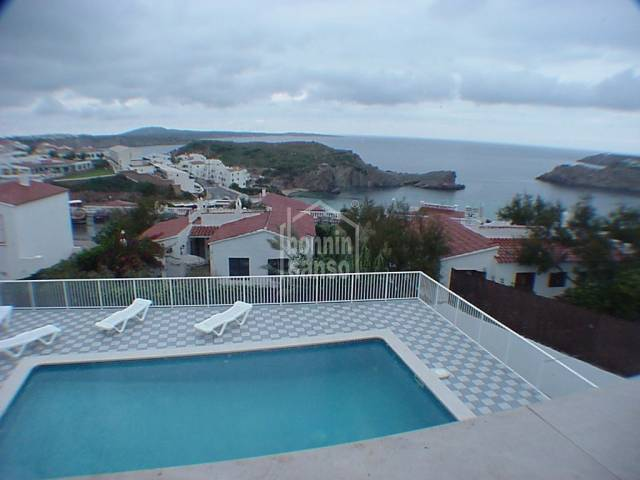 Villa close to the Arenal den Castell beach. Menorca