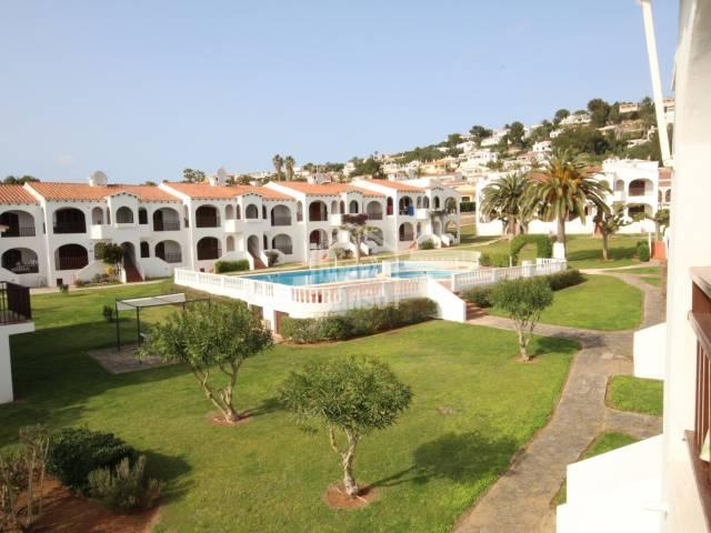 Apartamento con vistas a la playa de Son Bou
