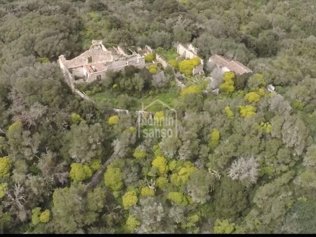 Preciosa finca rústica en Maó (Menorca)