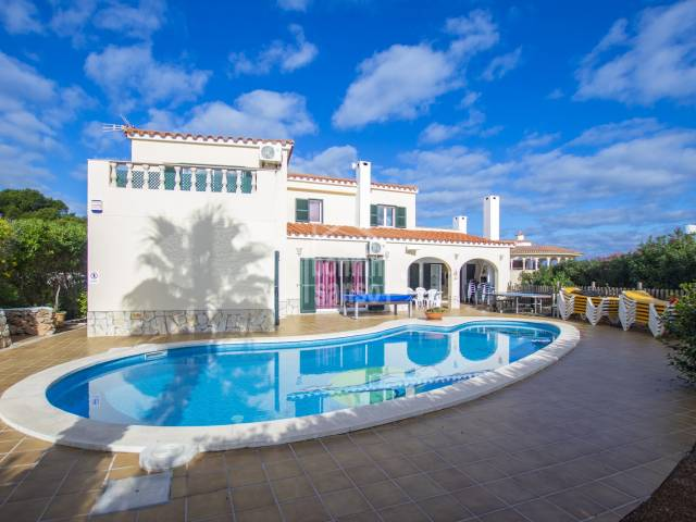 Spacious villa in Addaya, Menorca