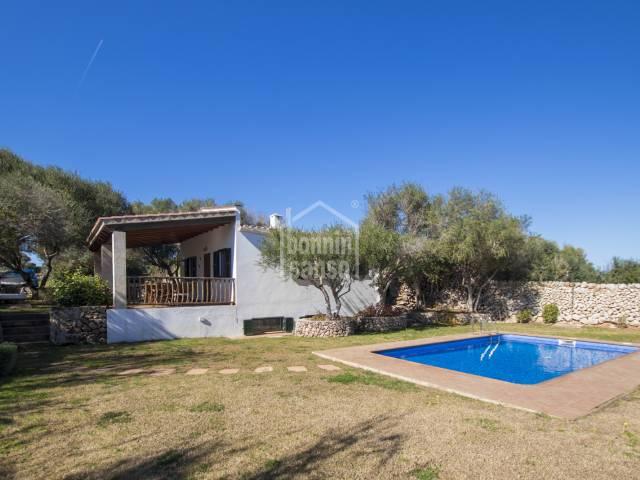 Pretty property in a rural setting, Pou Nou, Menorca