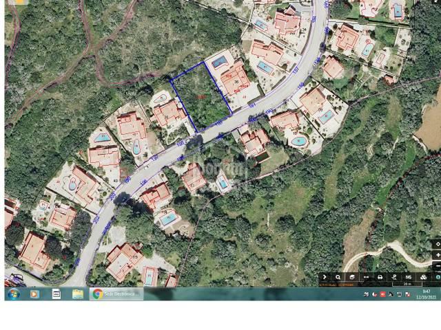 Plot of land in Binixica, Menorca