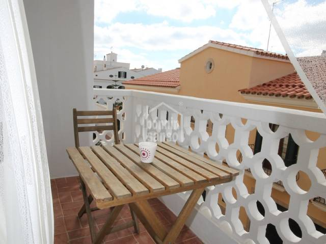 Pretty apartment in the centre of Es Castell