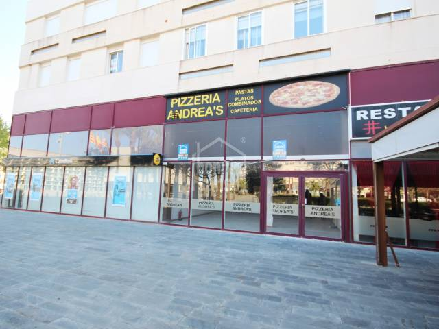 Bar/ristorante/Locale Commerciale/Business in Mahon Malbuger