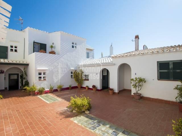 Terraced house in Sol de Este, Es Castell, Menorca