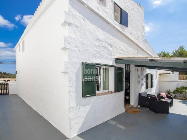 Country house in the town of Llucmesanes, Menorca.