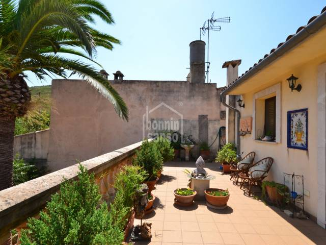Schöne Wohnung mit Blick, Son Carrio, Mallorca