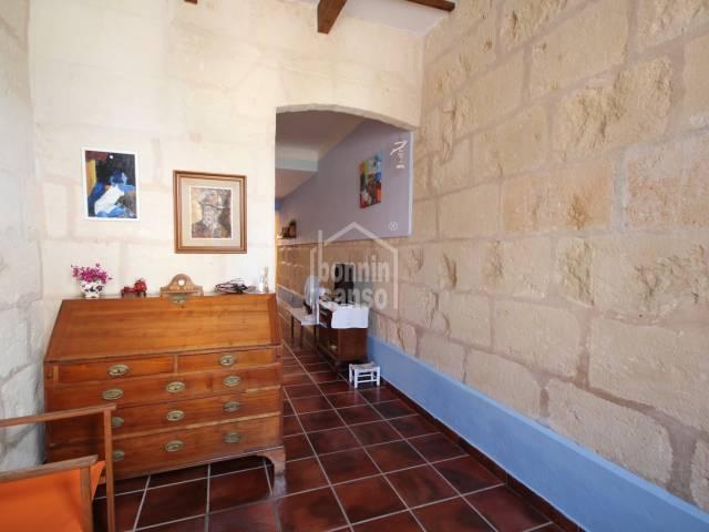 Charming house located close to the historic centre in Ciutadella, Menorca