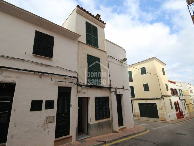 Town house in Mahon, Menorca