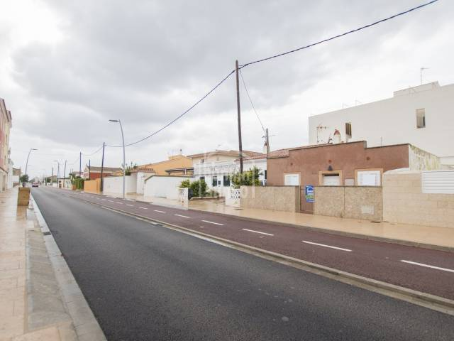 Casa en planta baja en zona exterior de Mahón, Menorca