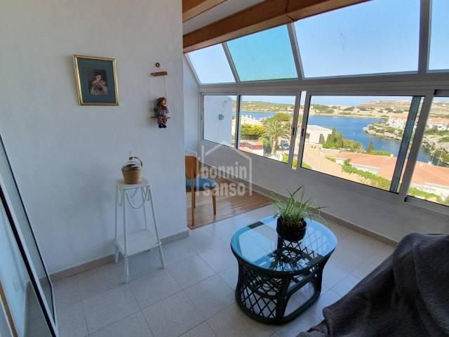 Ático con preciosas vistas en Santa Ana, Menorca.