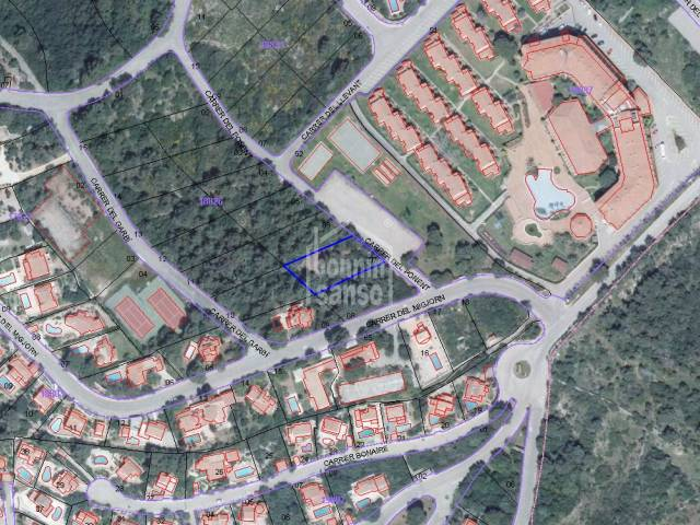 Building plot in Torri Soli Nou