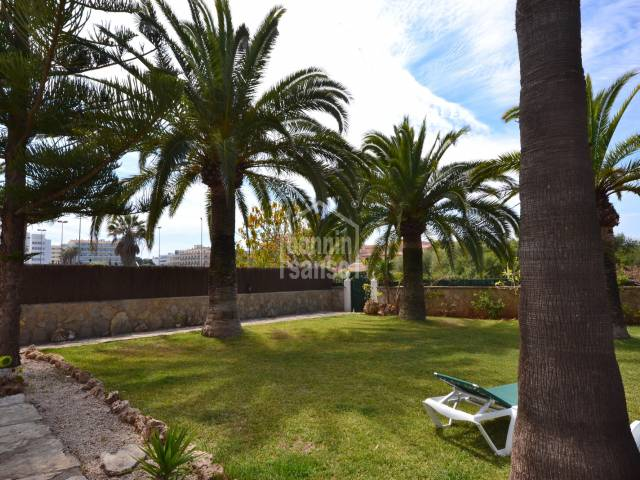 House with 2 independant  apartments with private entrance, Sa Coma, Mallorca