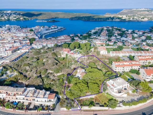 Interesante casa de campo con licencia turística en Es Castell, Menorca