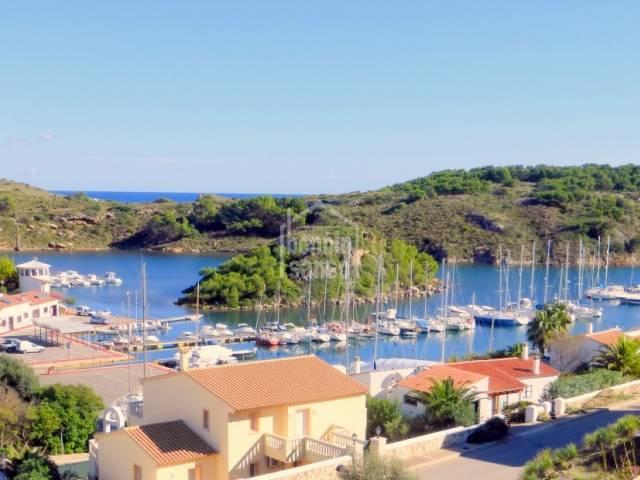 Attractive villa with panoramic views of Port Addaya