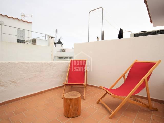 Encantadora casa en el casco antiguo, Ciutadella, Menorca