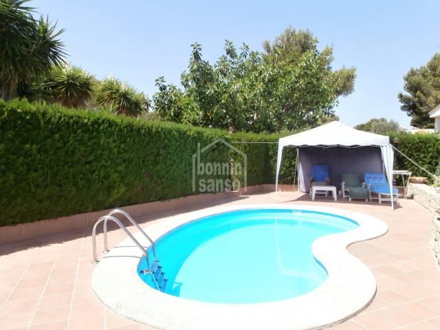 Bonito Chalet en Sa Coma con piscina