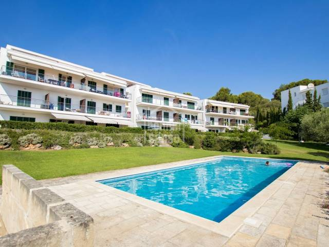Fabulous apartment with se views, Coves Noves, Menorca