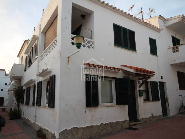 Cute ground floor apartment in S'Algar