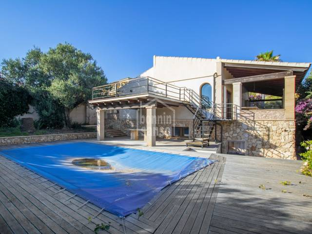 Bank product, Chalet in Cala Magrana, Mallorca