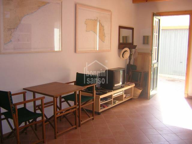2 storey house situated in Mercadal, Menorca