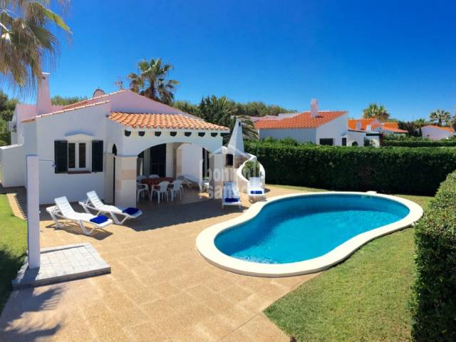 Private villa in Cap Artruix, perfect for summer getaways
