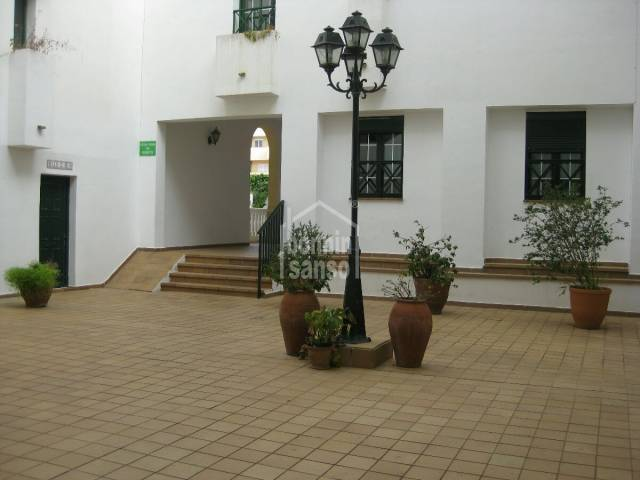 Apartment with parking in Es Castell
