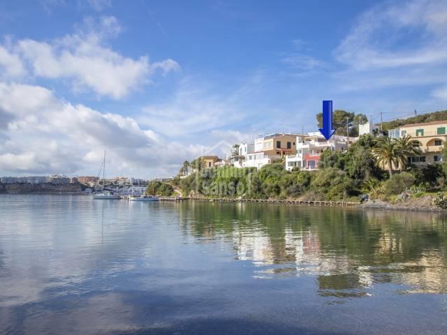 Casa de recreo en primera linea de Mar Cala Partió. MENORCA