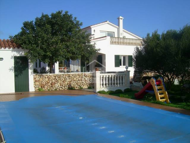 Villa in Biniparrell on a plot of over 13,000m²