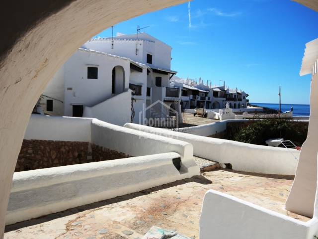 Exquisite apartment in fishing village in Binibeca Vell