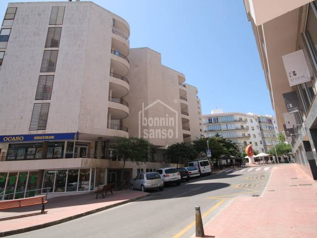 Cuarto piso con ascensor en Mahón, Menorca.