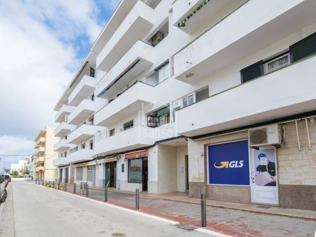First floor flat in Mahon, Menorca