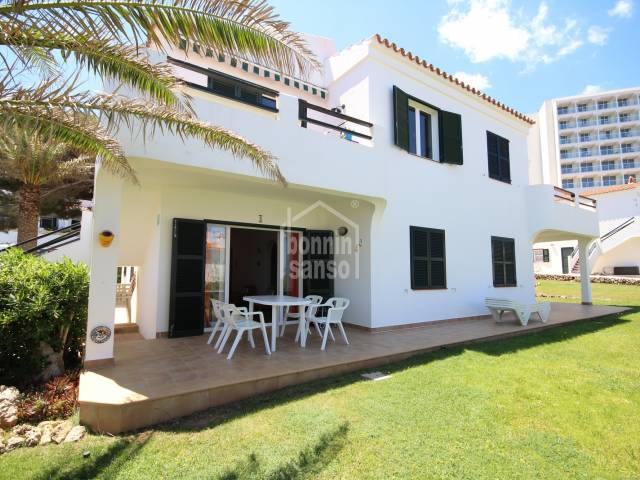 Fantastic apartment with individual tourist licence in Arenal D'En Castell, Menorca