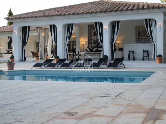 Luxury Villa in Son Parc, Menorca