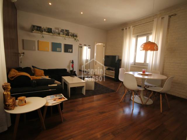 Apartment in Es Castell (Town)