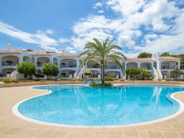 Stunning 5 bed apartment, Son Parc, Menorca