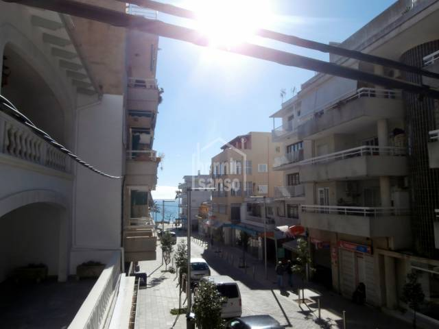 1st  floor flat in the centre of Cala Millor