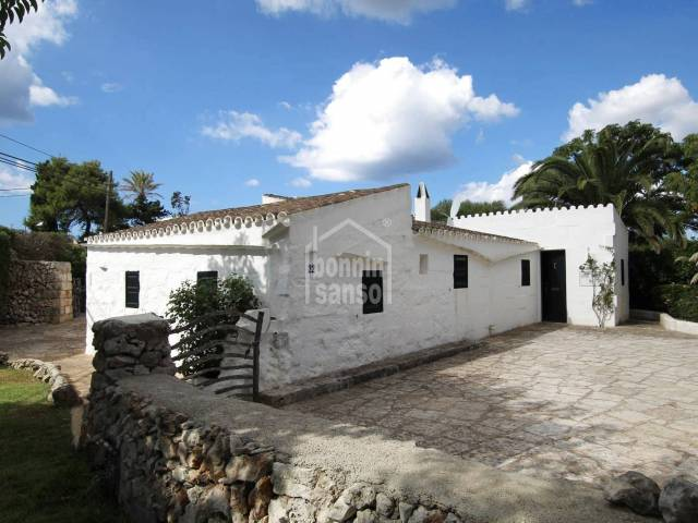 Magnificent farmhouse close to Sant Lluis