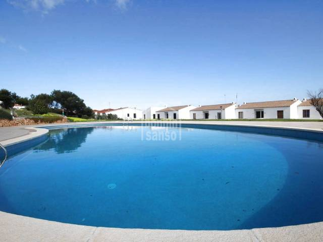 Super Apartment with a Tourist License very close to the Beach of Arenal de Castell, Menorca.