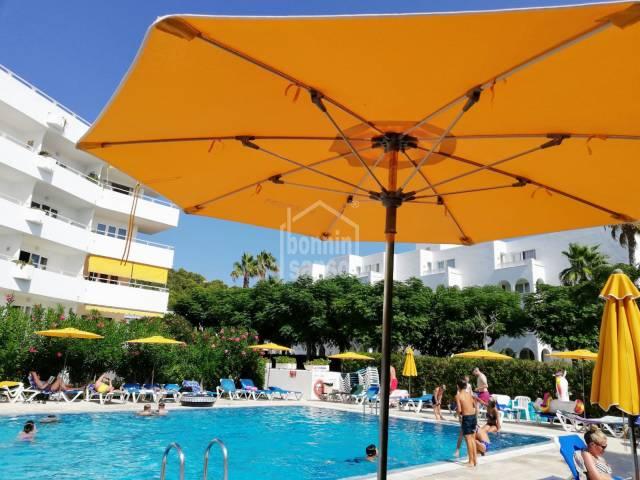 En  Santo Tomas, Menorca, interesante apartamento ideal para vacaciones .
