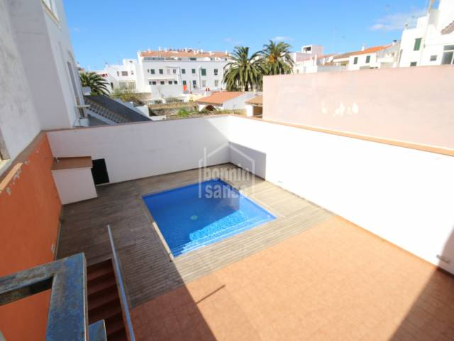 Brand new apartment in Ciutadella, Menorca