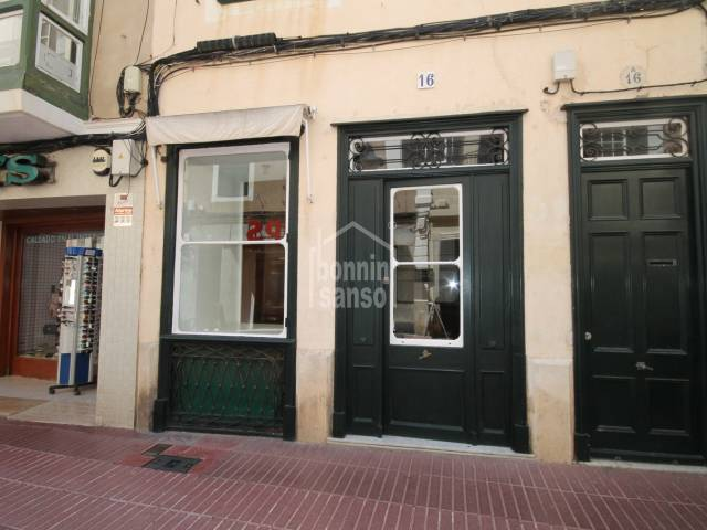 Commercial Premises/Business in Mahon Centro
