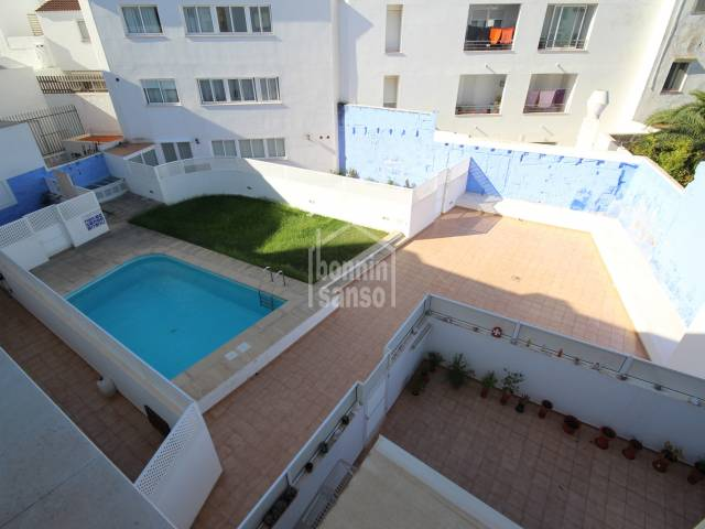 Apartment as new in the town of Ciudadela, Menorca