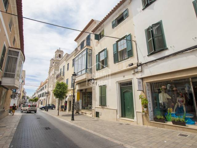 Elegant Townhouse in Mahon, Menorca