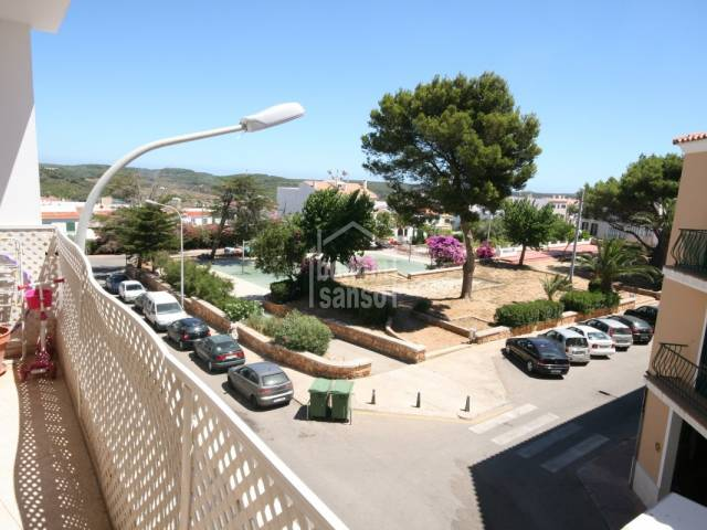 Spacious flat in town, Mahon, Menorca