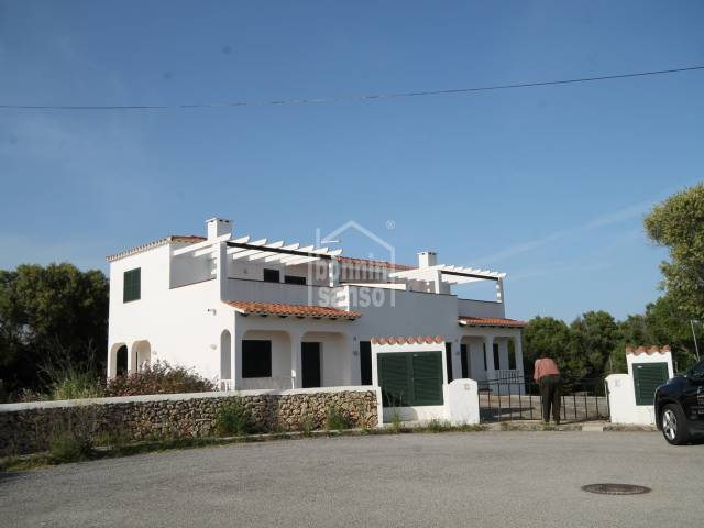 Property surrounded by rustic land near Cales Coves,MENORCA